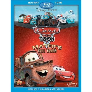 Cars Toon: Mater's Tall Tales (Blu-ray/DVD)