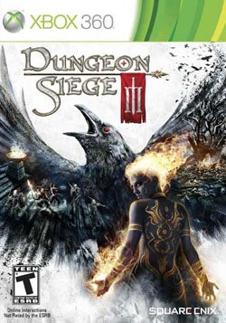 Xbox 360 - Dungeon Siege III - By Square Enix