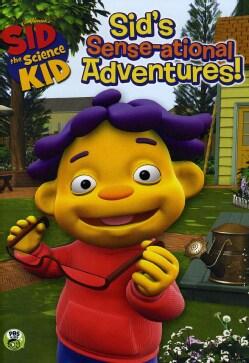 Sid The Science Kid: Sid's Sense-ational Adventures (DVD)