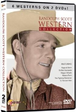 Randolph Scott Western Collection (DVD)