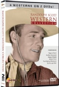 Randolph Scott Western Collection (DVD)