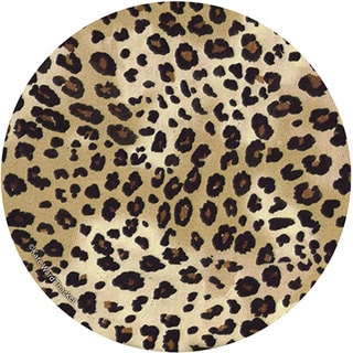 Thirstystone 'Leopard Print' Sandstone Coaster Set (Set of 4)