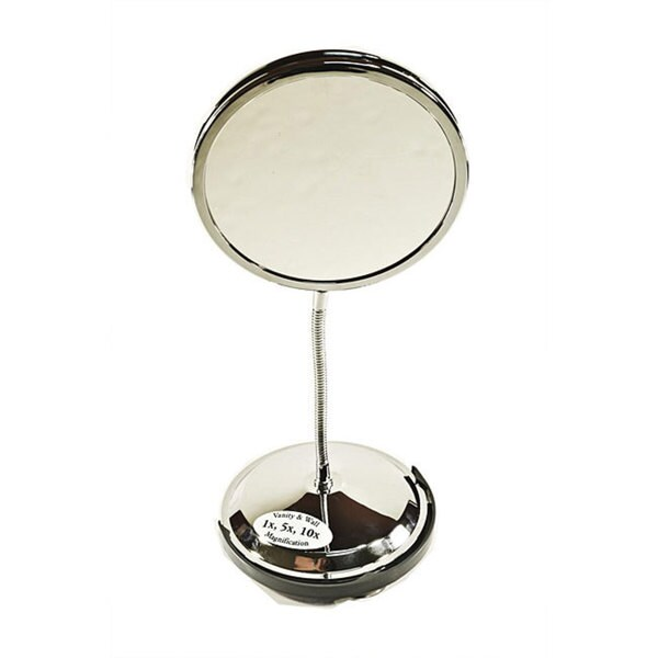 Zadro FG60 Tri-vision Gooseneck Vanity/ Wall Mirror