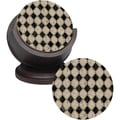 Thirstystone 'Diamonds' Sandstone Coasters (Set of 4)