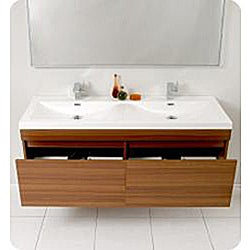 Fresca Largo Double Bathroom Vanity