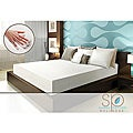 Sarah Peyton Convection Cooled Soft Support 10-inch King-size Memory Foam Mattress