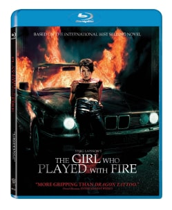 The Girl Who Played With Fire (Blu-ray Disc)