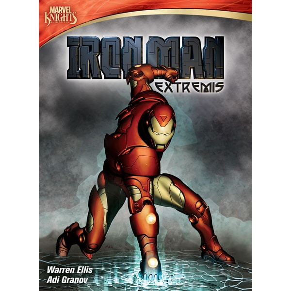Marvel Knights: Iron Man: Extremis (DVD) 7114623