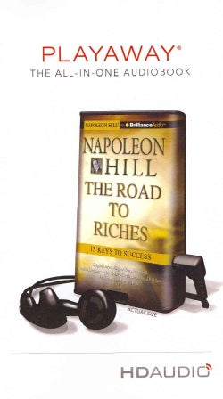 The Road to Riches: 13 Keys to Success: Library Edition (Pre-recorded digital audio player)