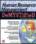 Human Resource Management Demystified (Paperback)