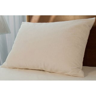 Terry Waterproof 200 Thread Count Durable Pillow Protector (Set of 2)