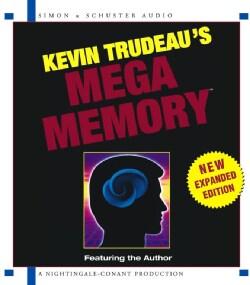 Kevin Trudeau's Mega Memory (CD-Audio)