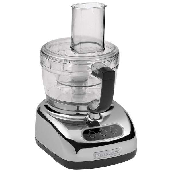 KitchenAid RKFP740CR Chrome 9-cup Food Processor (Refurbished)