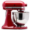KitchenAid RRK150ER Empire Red Artisan Series 5-quart Mixer (Refurbished)