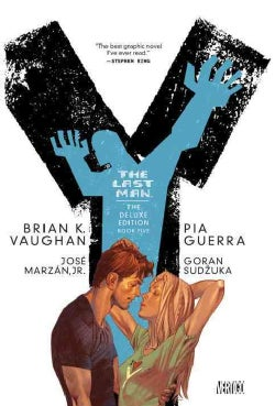 Y the Last Man 5 (Hardcover)