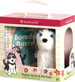 Pepper Book & Pet Pack
