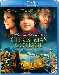 Thomas Kinkade's Christmas Cottage (Blu-ray Disc)