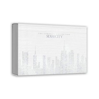 Sex & the City - The Complete Collection Deluxe Edition (DVD)