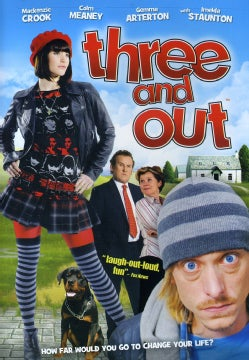Three And Out (DVD)