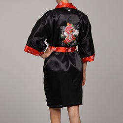 Traditional Chinese Dragon Reversible Robe