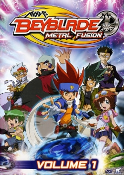 Beyblade: Metal Fusion Vol 1 (DVD)