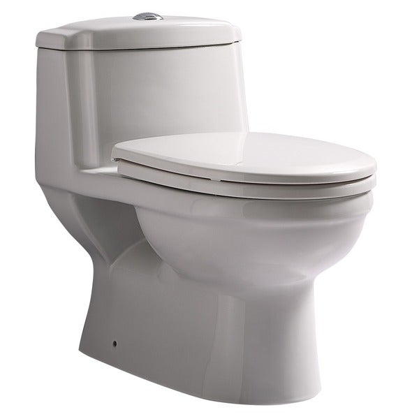 Fresca Dorado One-Piece Dual Flush Toilet