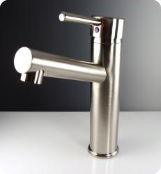 Fresca Savio Brushed Nickel Bathroom Faucet