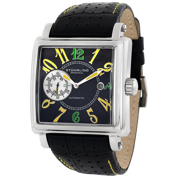 Stuhrling Original Men's 'Manchester Ozzie II' Automatic Watch