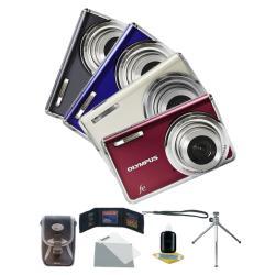Olympus FE-5020 12MP Digital Camera with Bonus Kit (Refurbished)