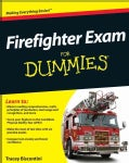 Firefighter Exam for Dummies (Paperback)