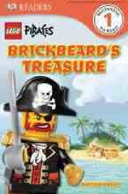 Lego Pirates Brickbeard's Treasure (Paperback)