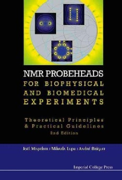 Nmr Probeheads for Biophysical and Biomedical Experiments: Theoretical Principles and Practical Guidelines (Hardcover)