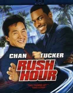 Rush Hour (Blu-ray Disc)