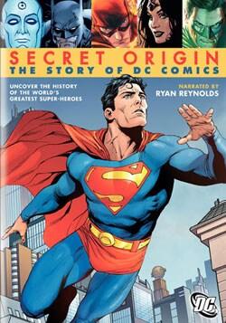 Secret Origin: The Story of DC Comics (DVD)