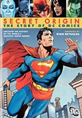 Secret Origin: The Story of DC Comics (DVD)