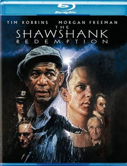 The Shawshank Redemption (Blu-ray Disc)