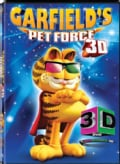 Garfield Pet Force 3D (DVD)