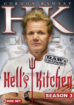 Hell's Kitchen: Season 3 (DVD)