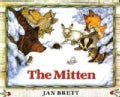 The Mitten: A Ukrainian Folktale (Board book)