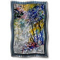 Pol Ledent 'Primary Trees' Metal Wall Art