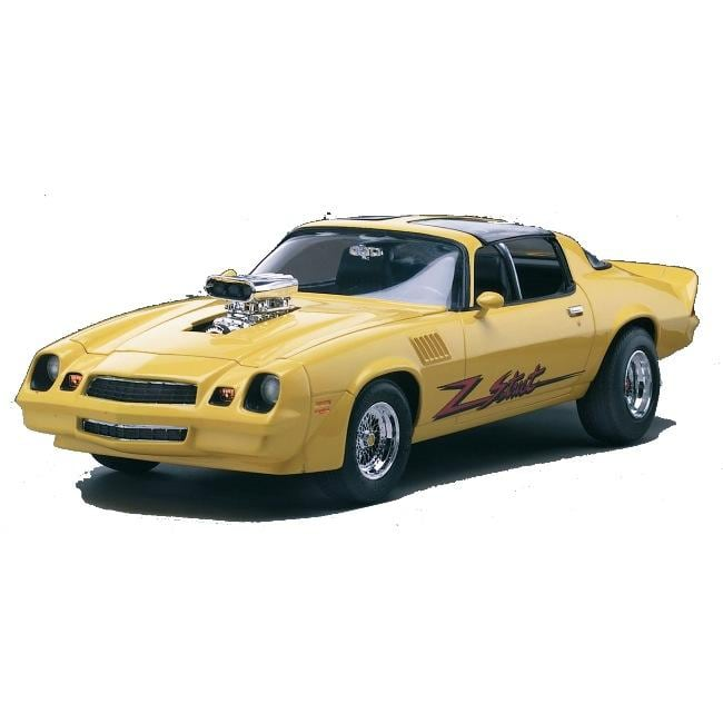 Revell 1 24 scale 1979 camaro z28 plastic model kit free shipping on orders over 45