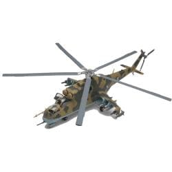 Revell 1:48 Scale Die Cast 24 Hind Helicopter Plastic Model Kit