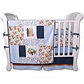 Trend Lab Surfs Up 6-piece Crib Bedding Set