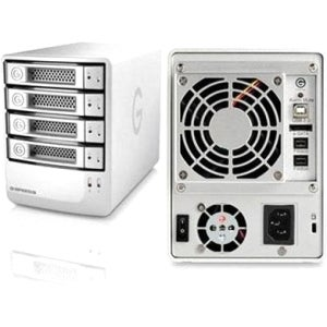 G-Technology G-SPEED Q DAS Array - 4 x HDD Supported - 12 TB Supporte