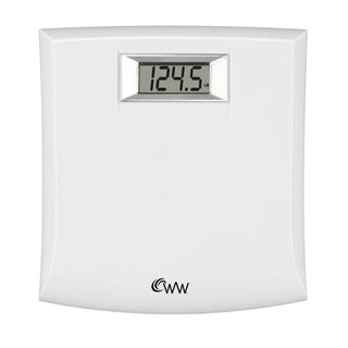 Weight Watchers Compact Scale Chrome
