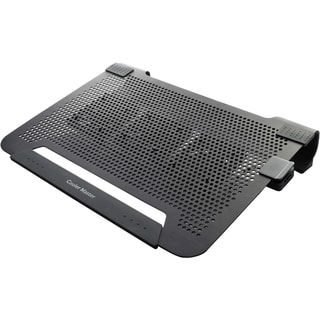 Cooler Master NotePal U3 - Laptop Cooling Pad with Three Configurable