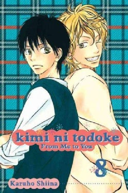 Kimi Ni Todoke 8: From Me to You (Paperback)