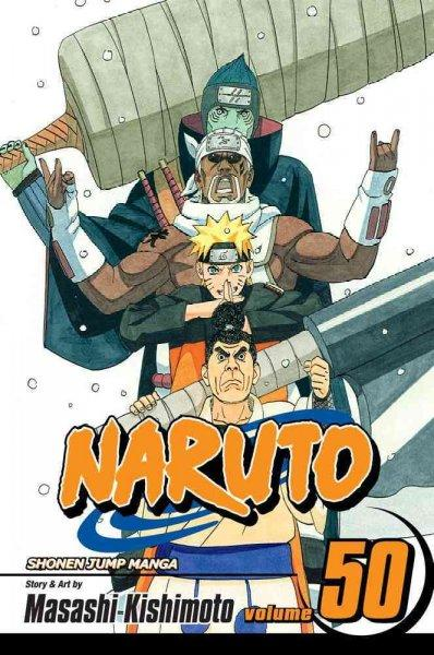 Naruto 50: Water Prison Death Match (Paperback)