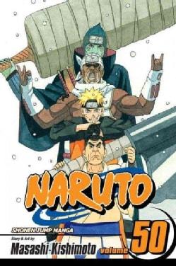 Naruto 50: Water Prison Death Match (Paperback)