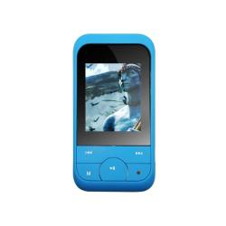 Riptunes MP1874 4GB Blue MP3 Player